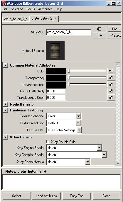 Docs:Шейдеры X-Ray — Mod Wiki